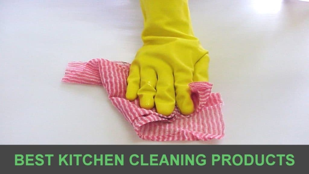 best kitchen cleaning products