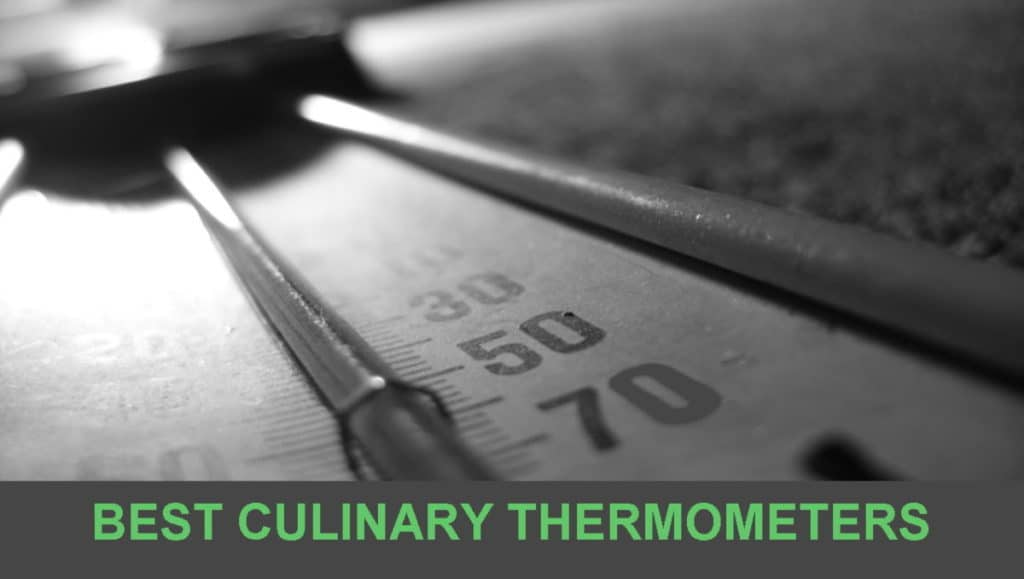 Best culinary thermometers