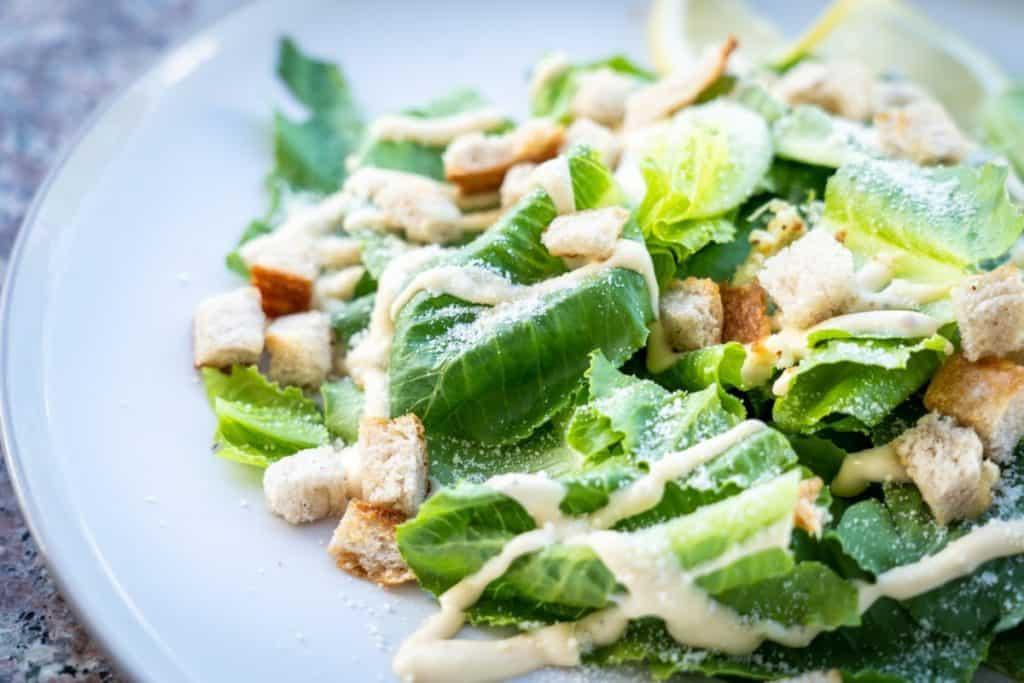 Caesar Salad Recipe Pregnant