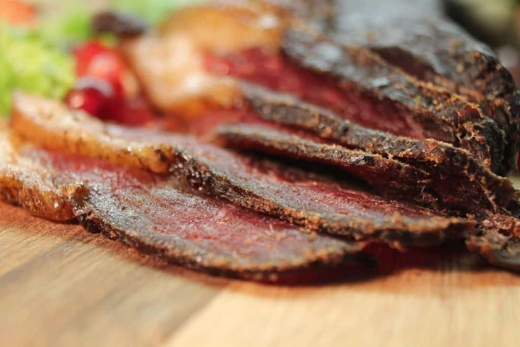 can pregnant women eat jerky and dried meat is it safe