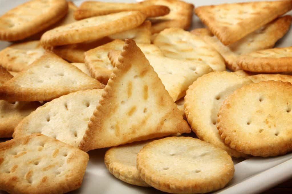 mixed crackers