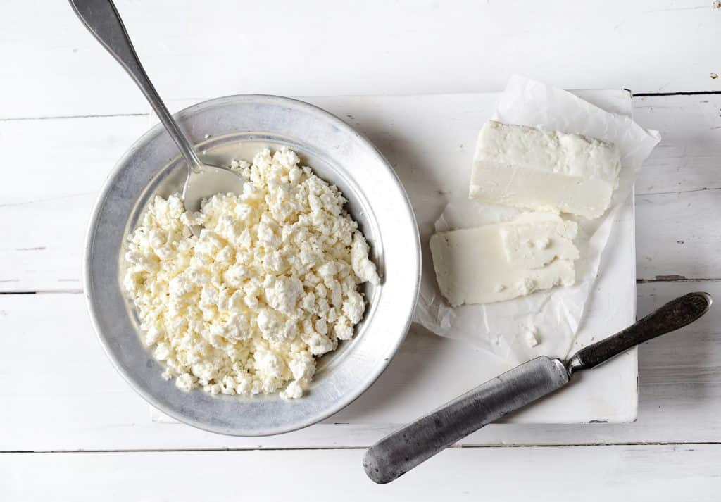 can you eat cottage cheese when pregnant is it safe