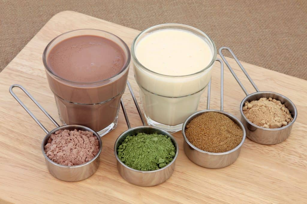 shakeology ingredients and drinks
